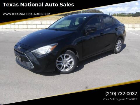 2016 Scion iA for sale at Texas National Auto Sales in San Antonio TX