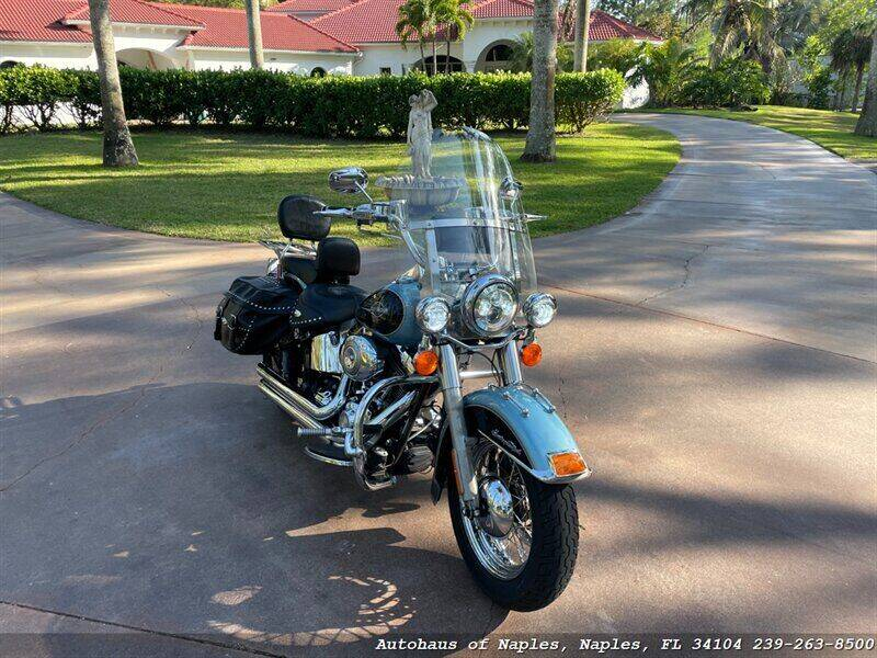 2007 Harley-Davidson Softail for sale at Autohaus of Naples Inc. in Naples FL