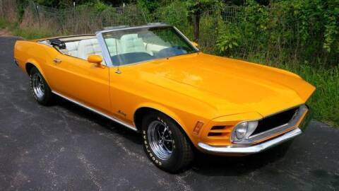 1970 Ford Mustang for sale at Benza Motors in Cincinnati OH