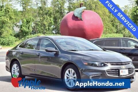 2018 Chevrolet Malibu for sale at APPLE HONDA in Riverhead NY