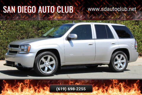 2006 Chevrolet TrailBlazer for sale at San Diego Auto Club in Spring Valley CA