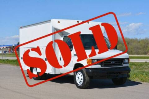 2006 Ford E-350 for sale at Signature Truck Center - Service-Utility Truck in Crystal Lake IL