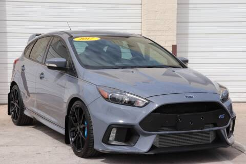 2017 Ford Focus for sale at MG Motors in Tucson AZ