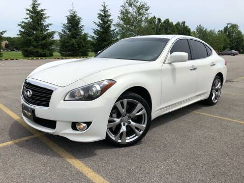 2013 Infiniti M37 for sale at Car Stars in Elmhurst IL