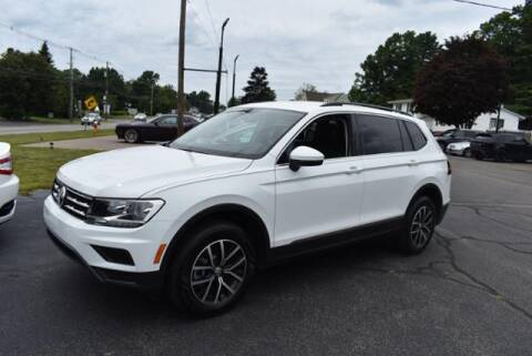 2021 Volkswagen Tiguan for sale at AUTO ETC. in Hanover MA