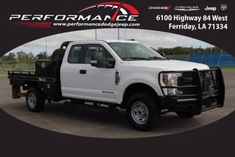 2019 Ford F-250 Super Duty for sale at Auto Group South - Performance Dodge Chrysler Jeep in Ferriday LA