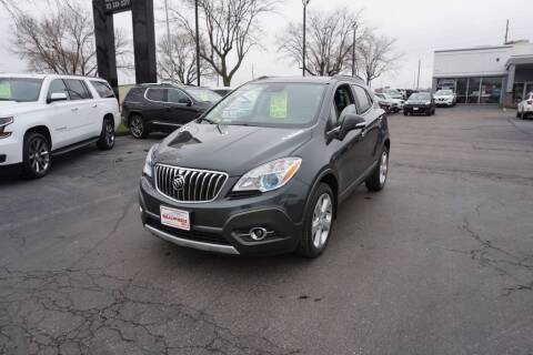 2016 Buick Encore for sale at Ideal Wheels in Sioux City IA