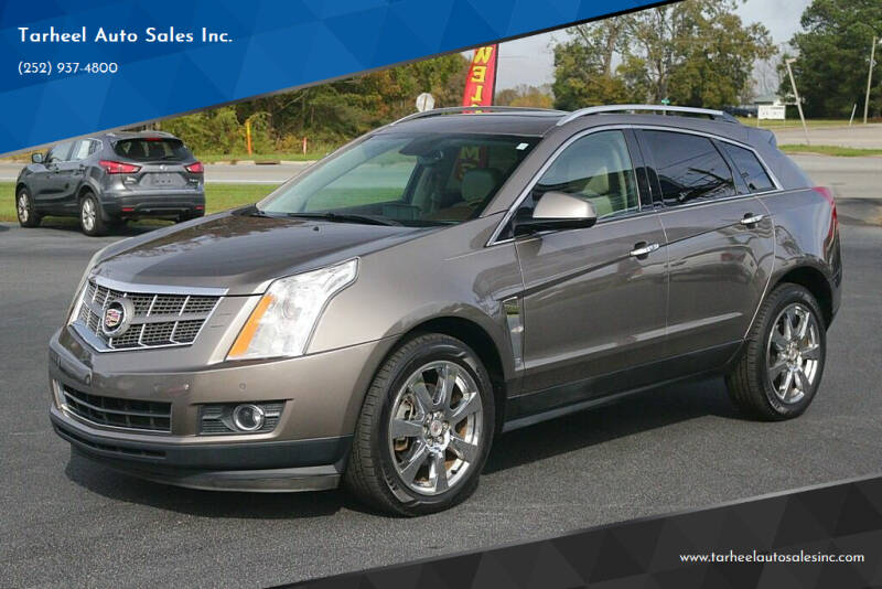 2012 Cadillac SRX for sale at Tarheel Auto Sales Inc. in Rocky Mount NC