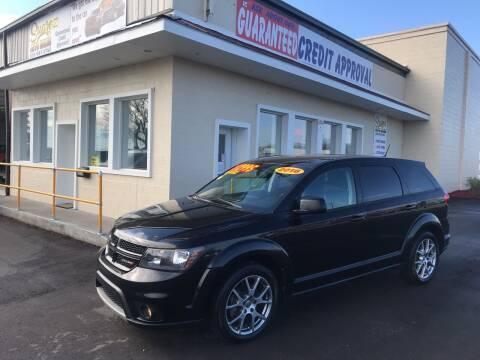 2016 Dodge Journey for sale at Suarez Auto Sales in Port Huron MI