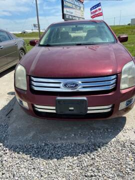 2006 Ford Fusion for sale at Bull's Eye Trading in Bethany MO