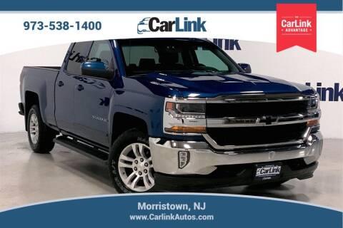 2017 Chevrolet Silverado 1500 for sale at CarLink in Morristown NJ