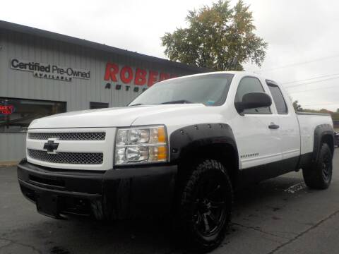 2011 Chevrolet Silverado 1500 for sale at Roberti Automotive in Kingston NY