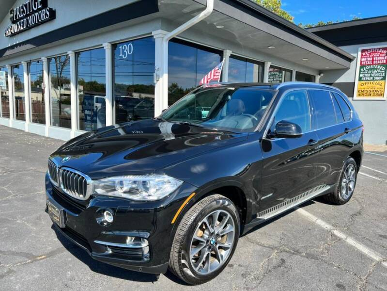 2017 BMW X5 for sale at Prestige Pre - Owned Motors in New Windsor NY