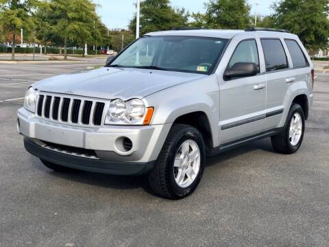 2007 Jeep Grand Cherokee for sale at Supreme Auto Sales in Chesapeake VA
