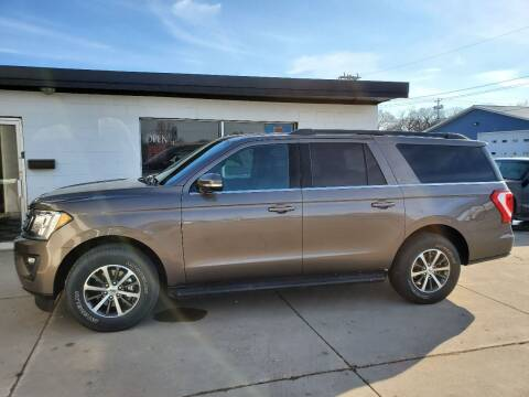 2019 Ford Expedition MAX for sale at GOOD NEWS AUTO SALES in Fargo ND