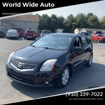 2011 Nissan Sentra for sale at World Wide Auto in Fayetteville NC