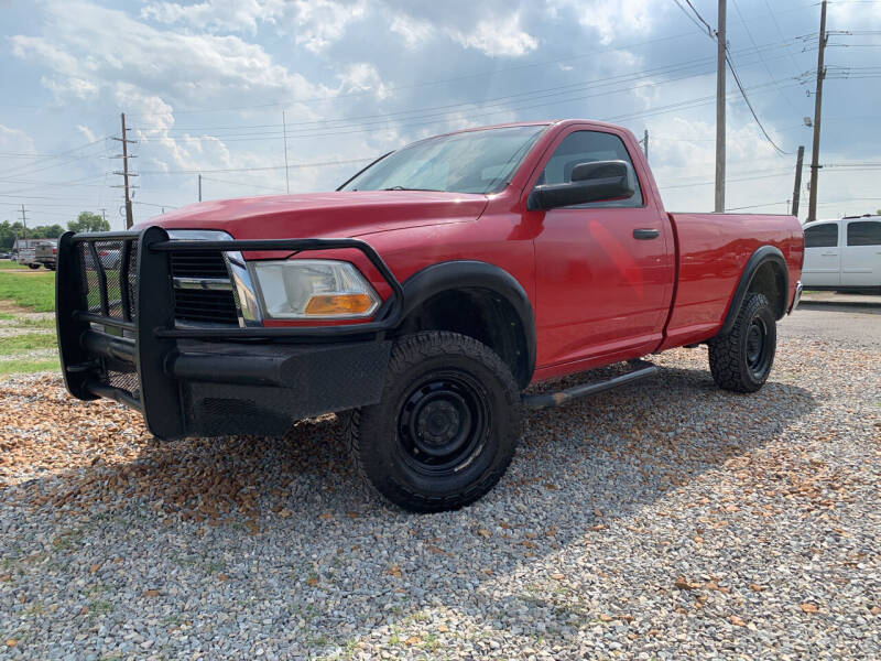 2012 RAM Ram Pickup 2500 for sale at Safeway Auto Sales in Horn Lake MS