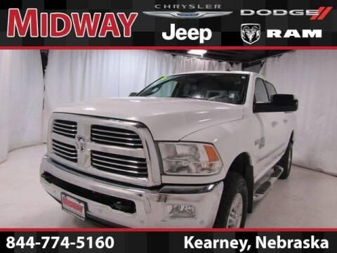 2016 RAM Ram Pickup 2500 for sale at MIDWAY CHRYSLER DODGE JEEP RAM in Kearney NE