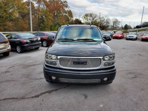 2005 GMC Yukon XL for sale at DISCOUNT AUTO SALES in Johnson City TN