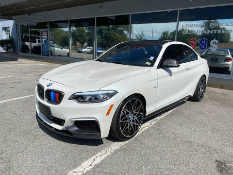 2018 BMW 2 Series for sale at Carz Unlimited in Richmond VA