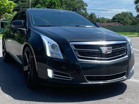 2015 Cadillac XTS for sale at Consumer Auto Credit in Tampa FL
