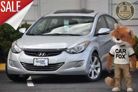 2012 Hyundai Elantra for sale at JDM Auto in Fredericksburg VA