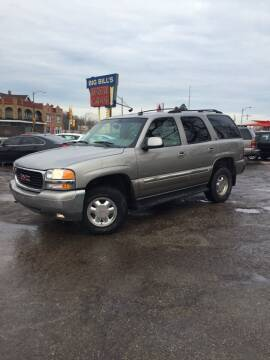2002 GMC Yukon for sale at Big Bills in Milwaukee WI