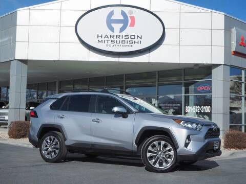 2019 Toyota RAV4 for sale at Harrison Imports in Sandy UT