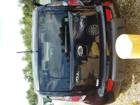 2011 Kia Soul for sale at Finish Line Auto LLC in Luling LA