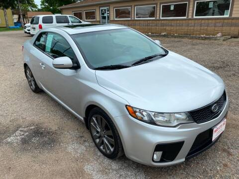 2013 Kia Forte Koup for sale at Truck City Inc in Des Moines IA