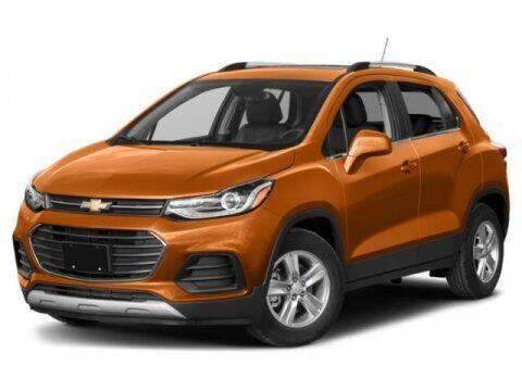 2019 Chevrolet Trax for sale at NEWARK CHRYSLER JEEP DODGE in Newark DE