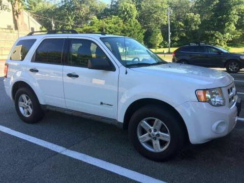 2011 Ford Escape Hybrid for sale at B & Z Auto Sales LLC in Delran NJ