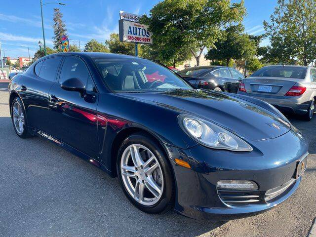 2011 Porsche Panamera for sale at MISSION AUTOS in Hayward CA