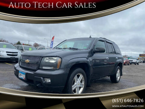2007 Chevrolet TrailBlazer for sale at Auto Tech Car Sales in Saint Paul MN