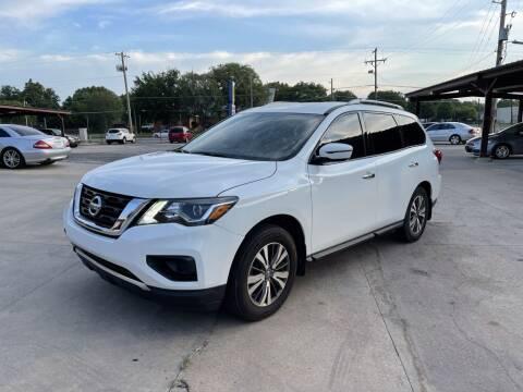 2017 Nissan Pathfinder for sale at Kansas Auto Sales in Wichita KS