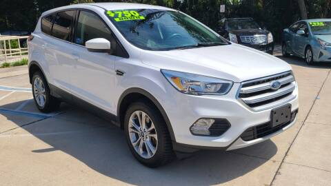 2017 Ford Escape for sale at Dunn-Rite Auto Group in Longwood FL