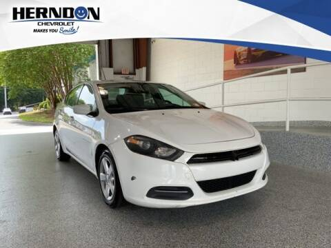 2015 Dodge Dart for sale at Herndon Chevrolet in Lexington SC