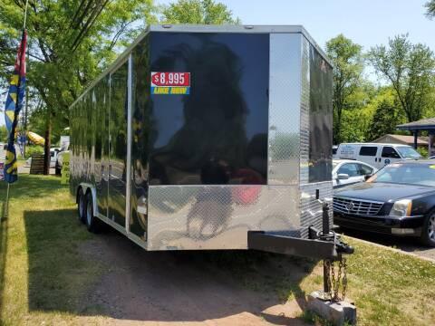 2020 anvil anvil trailer for sale at CENTRAL AUTO GROUP in Raritan NJ