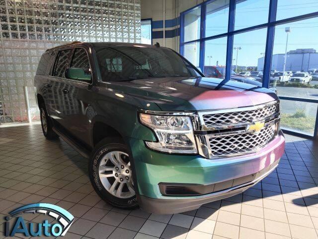 2015 Chevrolet Suburban for sale at iAuto in Cincinnati OH