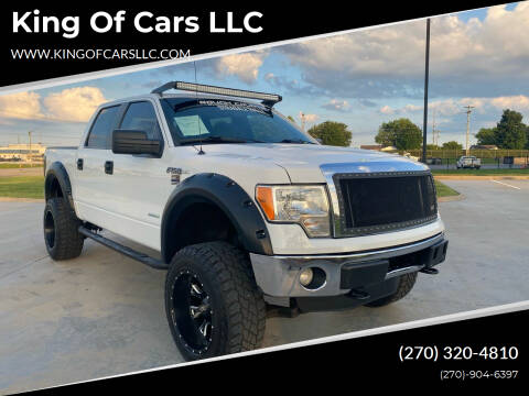 2012 Ford F-150 for sale at King of Cars LLC in Bowling Green KY