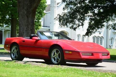 1990 Chevrolet Corvette for sale at Digital Auto in Lexington KY