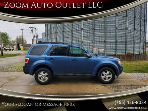 2009 Ford Escape for sale at Zoom Auto Outlet LLC in Thorntown IN