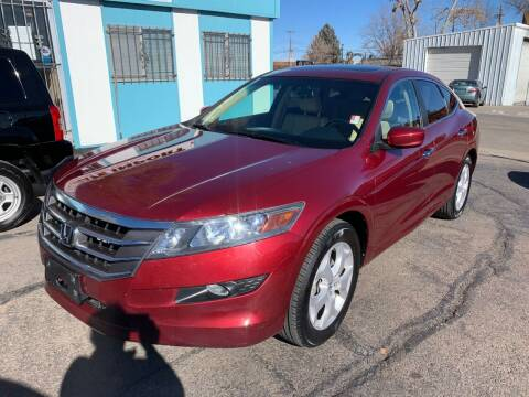 2011 Honda Accord Crosstour for sale at Accurate Import in Englewood CO