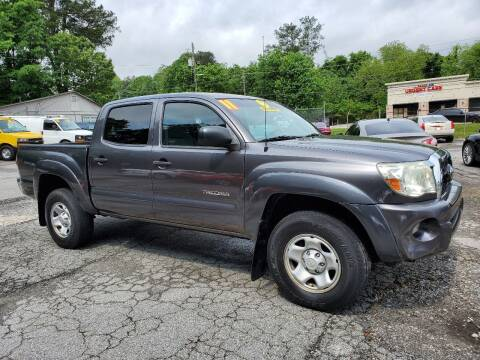2011 Toyota Tacoma for sale at Import Plus Auto Sales in Norcross GA
