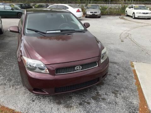 2006 Scion tC for sale at Easy Credit Auto Sales in Cocoa FL