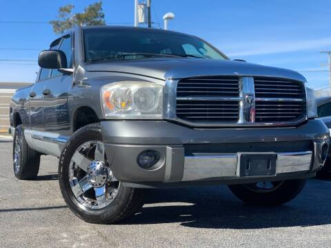 2007 Dodge Ram Pickup 1500 for sale at Driveway Motors in Virginia Beach VA