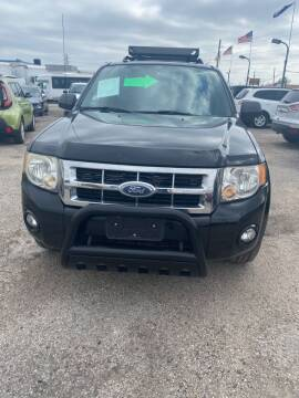 2008 Ford Escape for sale at BSA Used Cars in Pasadena TX