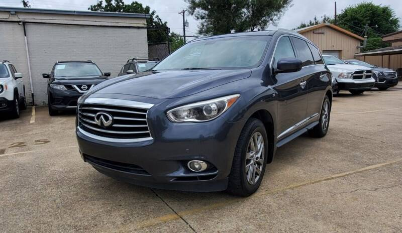 2014 Infiniti QX60 for sale at International Auto Sales in Garland TX