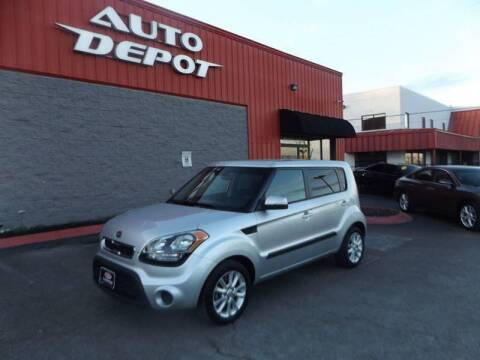 2012 Kia Soul for sale at Auto Depot of Madison in Madison TN