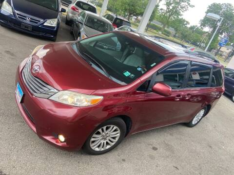 2011 Toyota Sienna for sale at Car Stone LLC in Berkeley IL